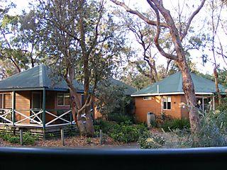 Umina_cabins