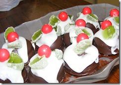 Xmas puddings